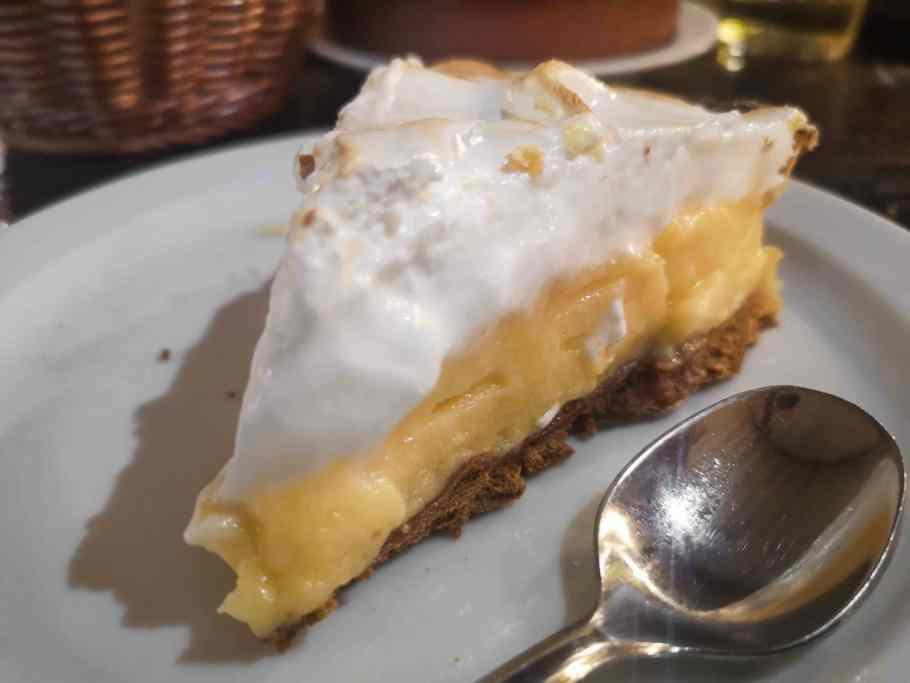 Mallorquinisch essen; Crema de limon