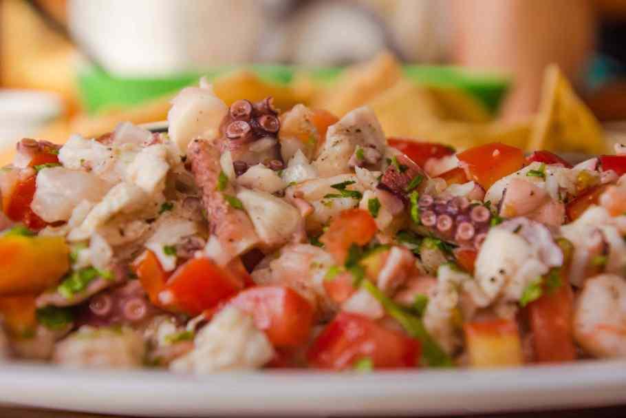 Tulum: Ceviche