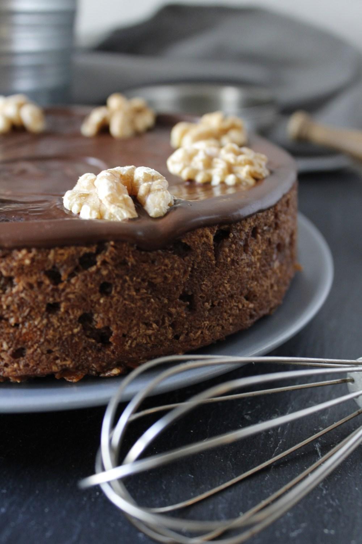 Saftiger Schokoladenkuchen von Einmal Nachschlag, bitte | Foto: Linda Katharina Klein