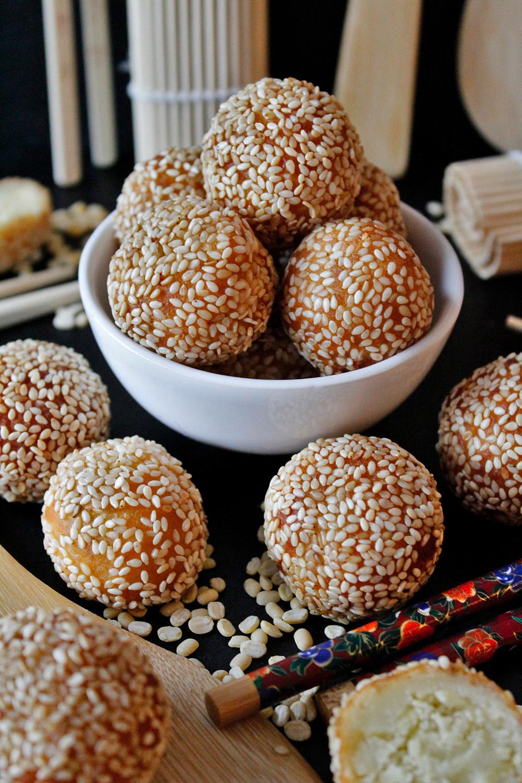 Rezept für vietnamesische Reisbällchen von Einmal Nachschlag, bitte!