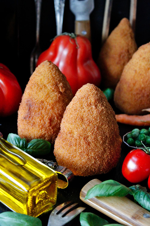 Rezept für Arancini al ragù von Einmal Nachschlag, bitte!