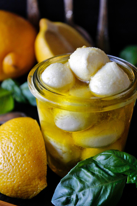 Rezept für Zitronen-Mozzarella von Einmal Nachschlag, bitte!
