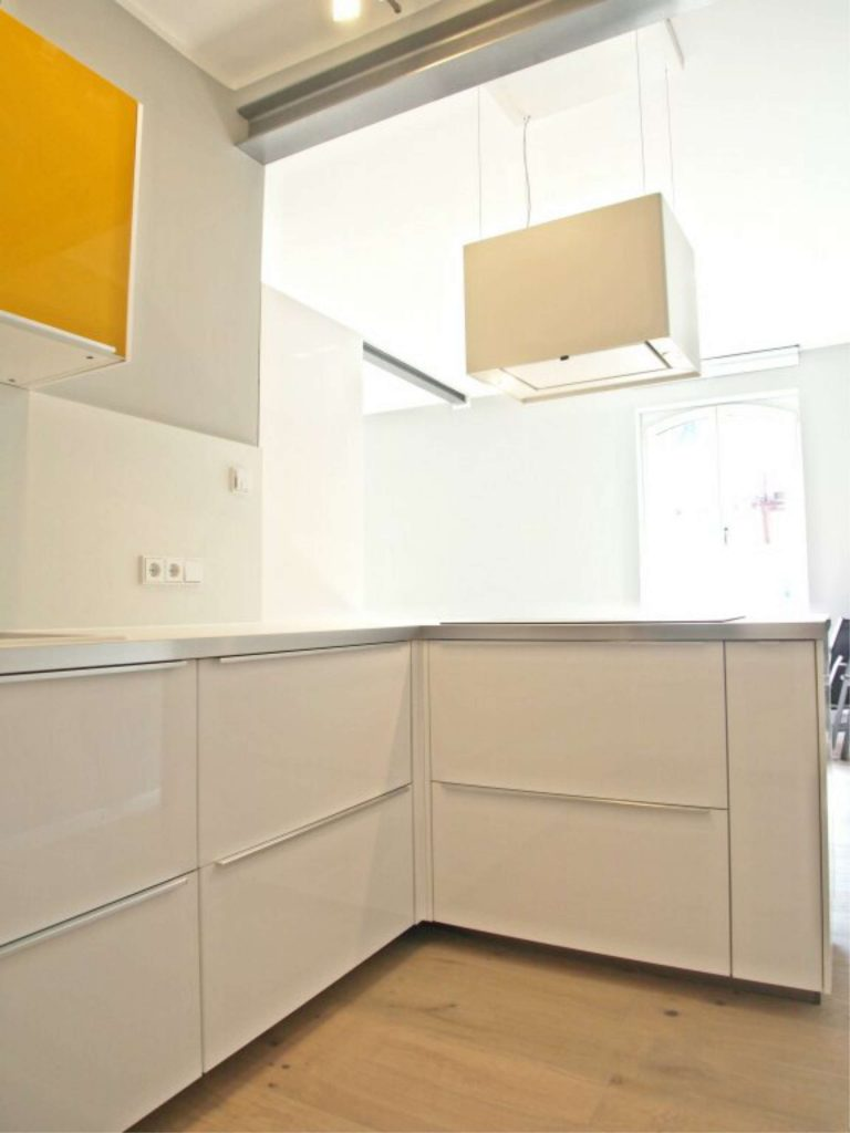 Eine IkeaKche zieht um  Einrichtungsideen