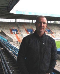 Genauso legendär wie das Spiel: Der ehemalige VfL-Kapitän Thomas Kempe. Foto: Stephan Kottkamp