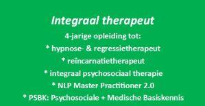 4-jarige hypnose- en regressieopleiding
