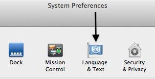 Leiðbeiningar til að slökkva á AutoCorrect í Mac OS X Lion