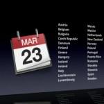 iPad kemur til Íslands 23. mars