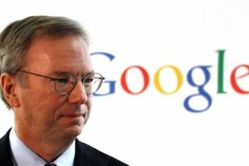 Eric Schmidt, framkvæmdarstjóri Google