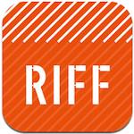Riff logo