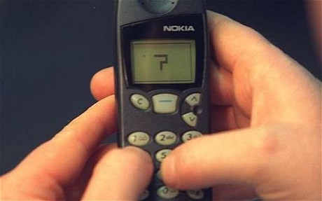 Nokia 5110 - Snake