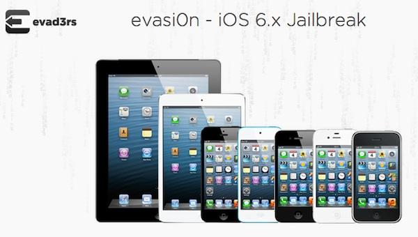Evasi0n jailbreak