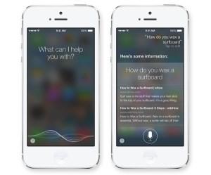 Siri - iOS 7