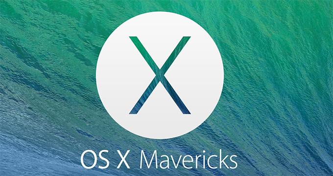 Mac OS X Maverick
