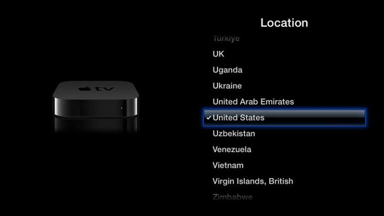 Apple TV - iTunes United States