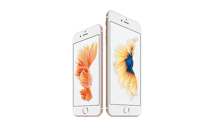 iPhone 6S - 6S Plus