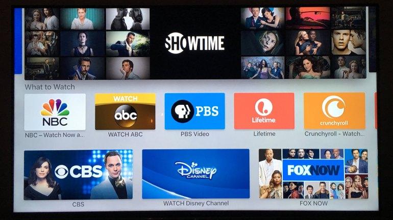 Apple TV - Entertainment