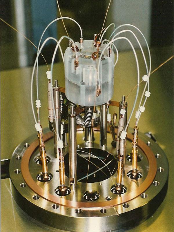 Gravity Probe B  Extraordinary Technologies