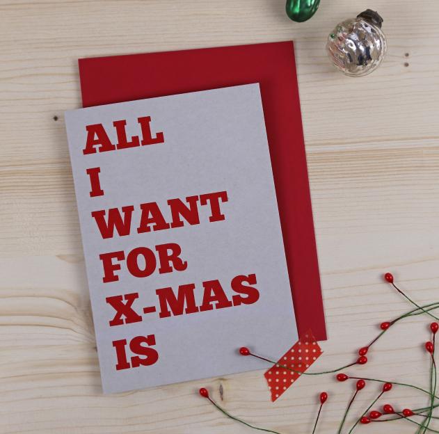 Weihnachten, Herzlichst, Weihnachtskarte