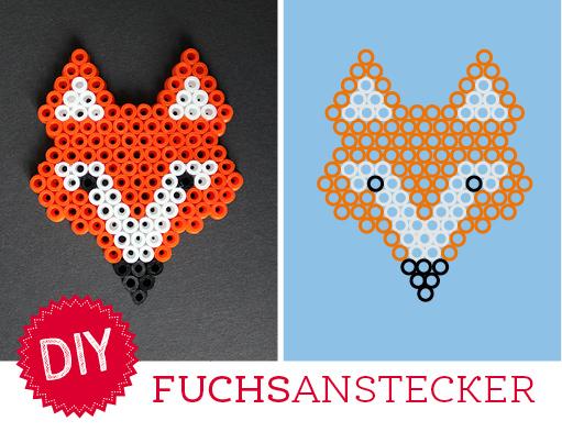 HAMA Anstecker Fuchs