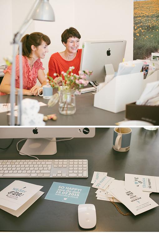 Grafik-Design Hochzeit, Hochzeitseinladung, Taufkarte
