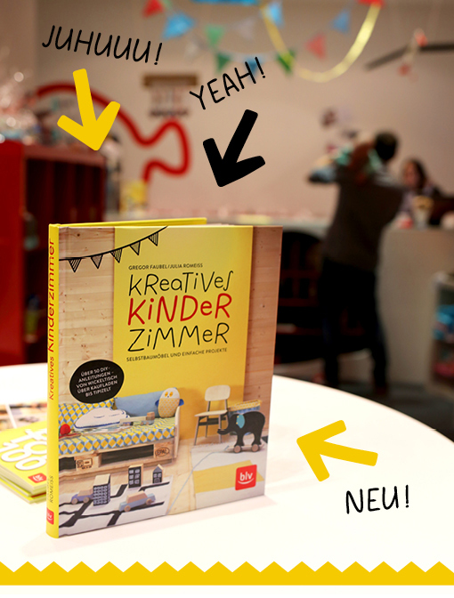 DIY Kinderzimmer, Kreatives Kinderzimmer, BLV-Verlag