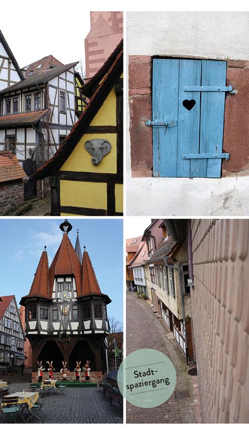 Michelstadt, Odenwald, Fachwerkstadt