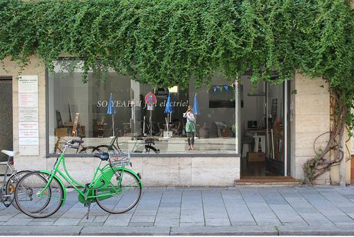 Theresienstraße 23, SO YEAH
