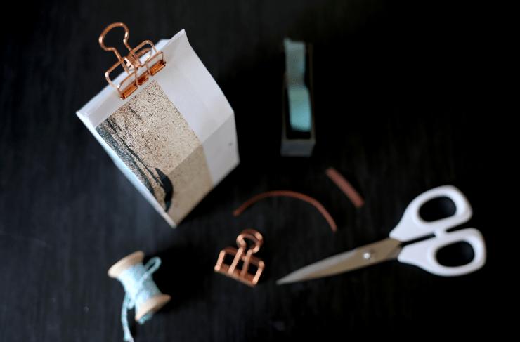 DIY Geschenkverpackung