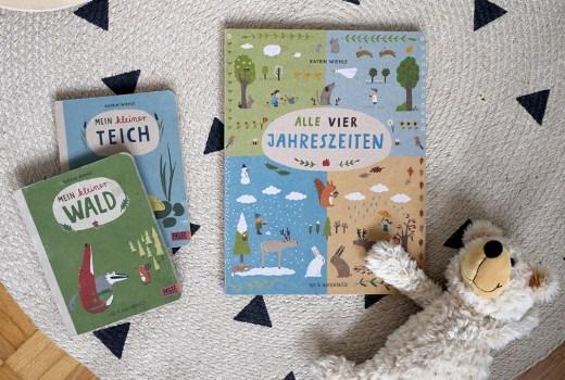 Bilderbuch, Katrin Wiehle, Wimmelbuch, Jahreszeiten