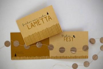 Früher war mehr Lametta, Weihnachtskarte, Herzlichst-Shop