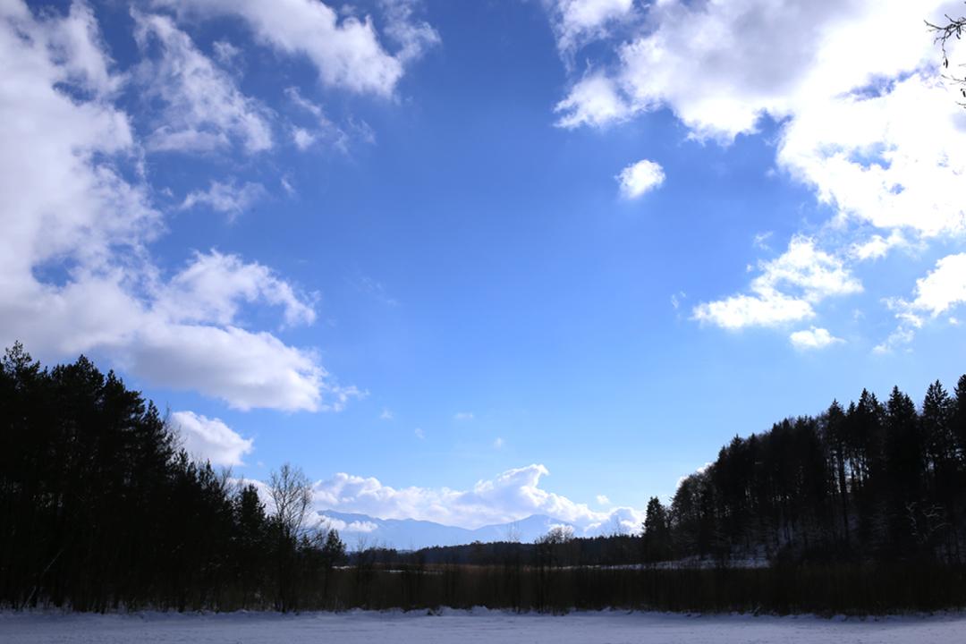Winterwanderung an den Osterseen