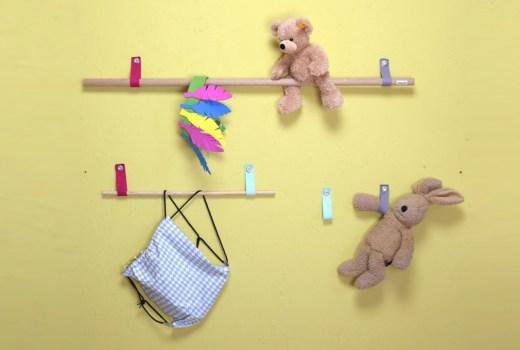 Ordnung im Kinderzimmer, Kreatives Kinderzimmer