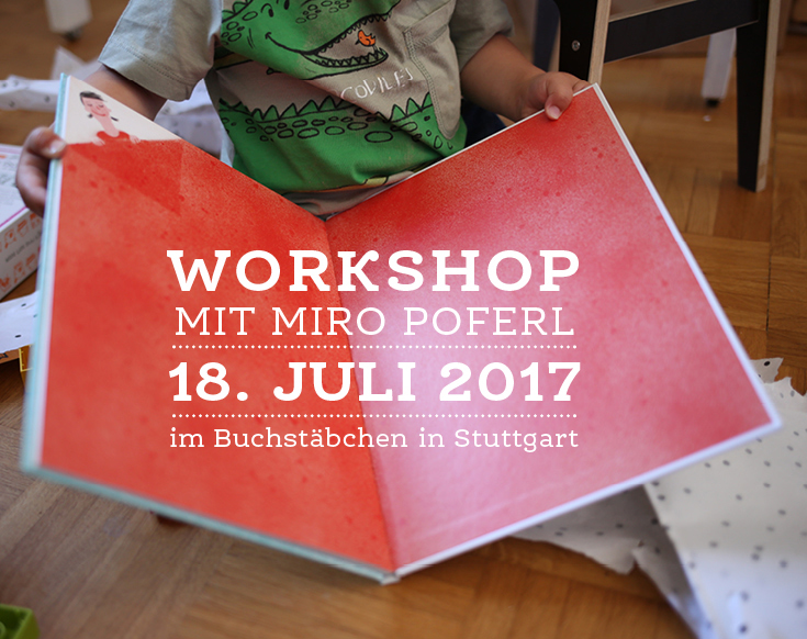Stuttgart Kinderbuchladen Workshop
