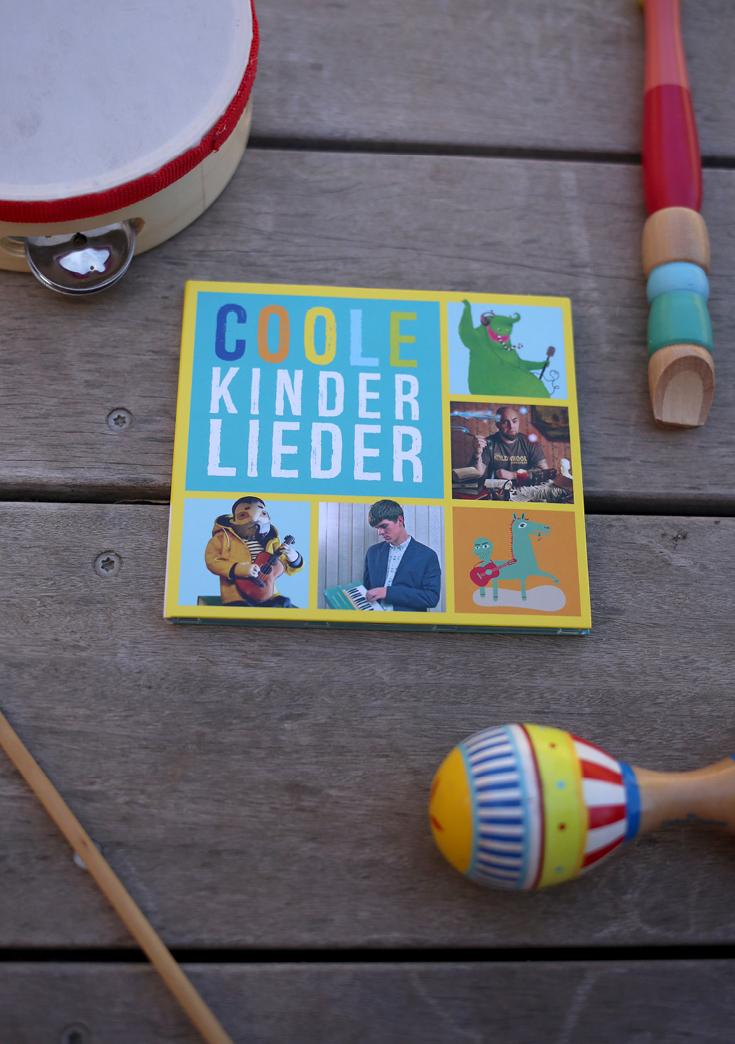 Coole Kinderlieder, Höchste Eisenbahn, Kinderlieder-CD, Kindersongs, Kindermusik