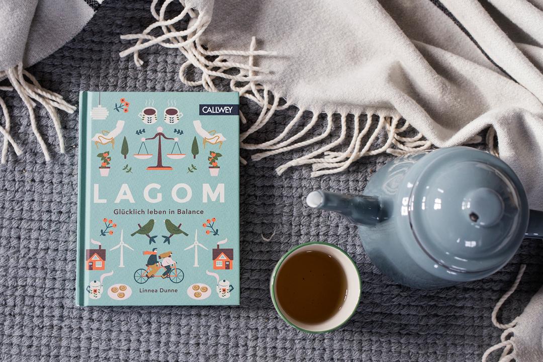 Lagom - schwedisches Glück  für die richtige Balance im Leben