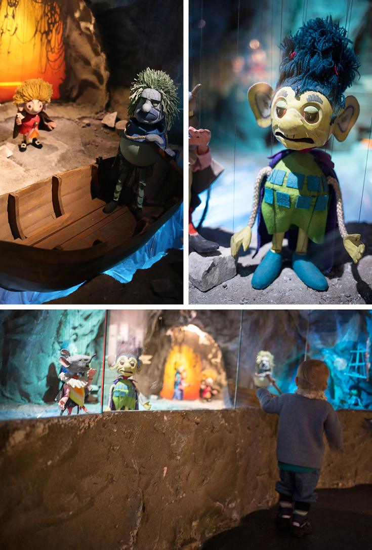 Augsburger Puppenkiste, Museum mit Kindern, Kalle Wirsch