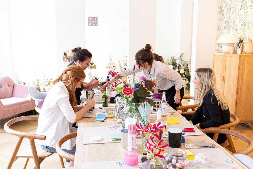 DIY Workshops für Firmen und Privatpersonen