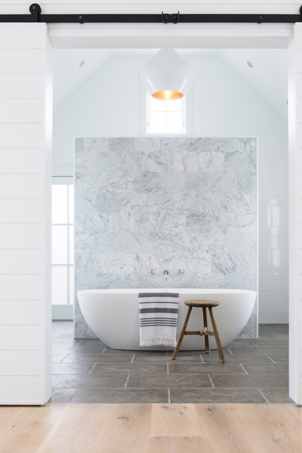 FREE STANDING TUBS by popular home interior design blogger E. Interiors
