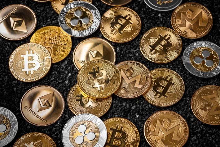 Cryptocurrency representations