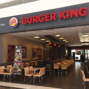 Burger King Mesra Mall