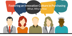 Webinar Fostering an Innovation Culture in Purchasing