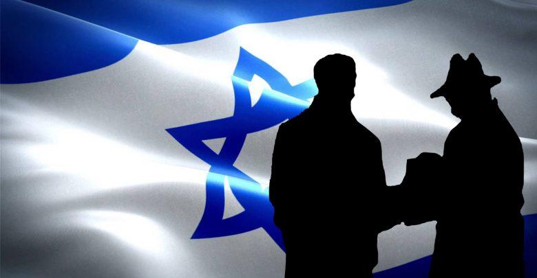 التطور الأمني للمنظمات الاستخبارية الصهيونية المعهد