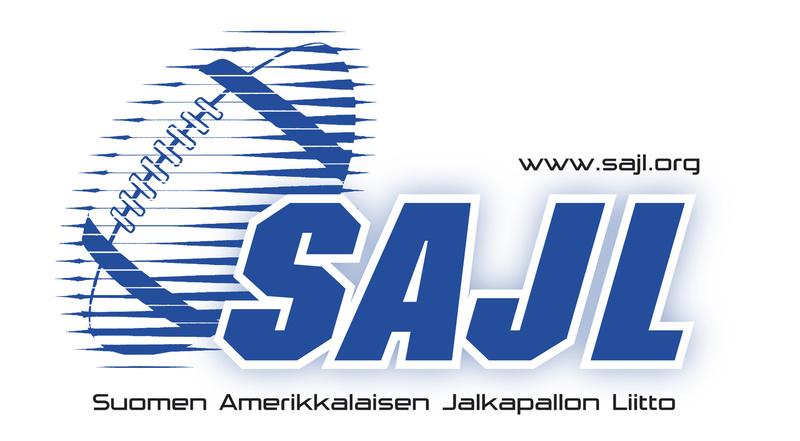 Suomen Amerikkalaisen Jalkopallon Litto (Finnish American Football Federation Logo)