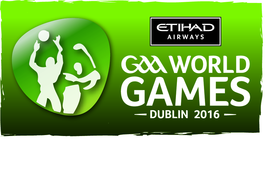 GAA World Games Dublin 2016 Logo
