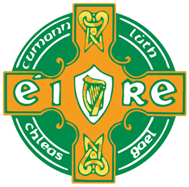 Gaelic Athletic Association Logo 20th Century