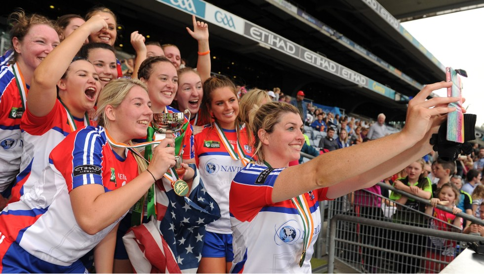 New York GAA World Games Ladies Gaelic Native Cup Champions 2016