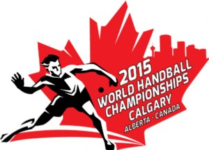 World Handball Championships Calgary 2015