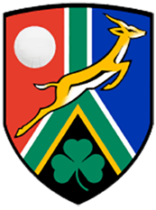 South Africa Gaels GAA Crest