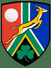 South Africa Gaels GAA Crest