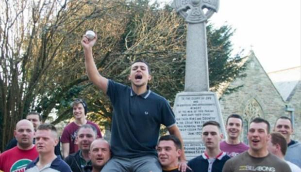 Cornish Hurling at St. Columb Major